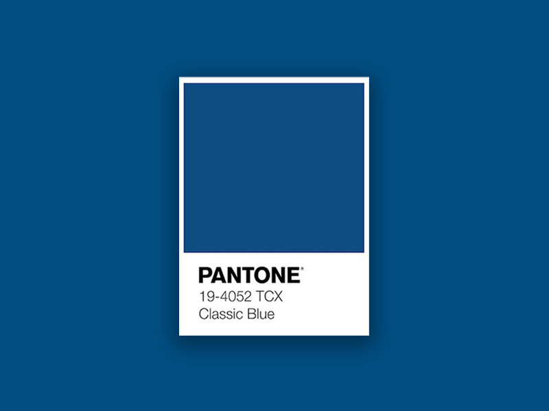2020 colour of the year classic blue