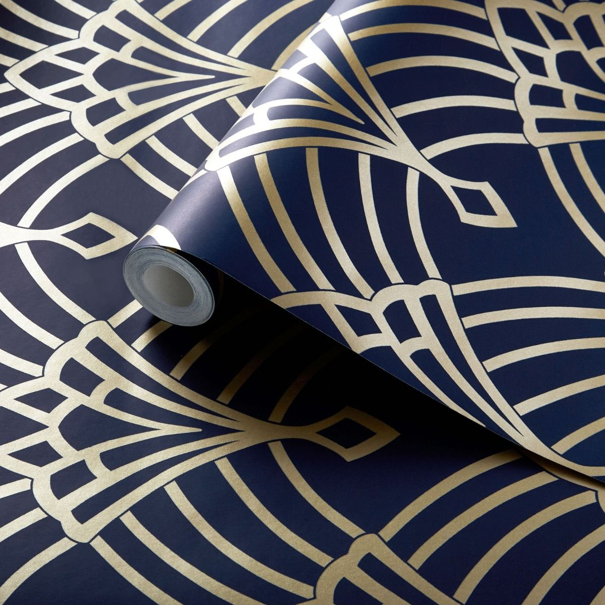 art deco 1920s colour of the year navy blue