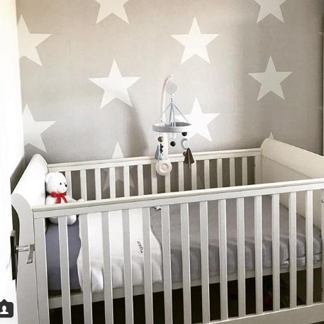 Grey Star Wallpaper