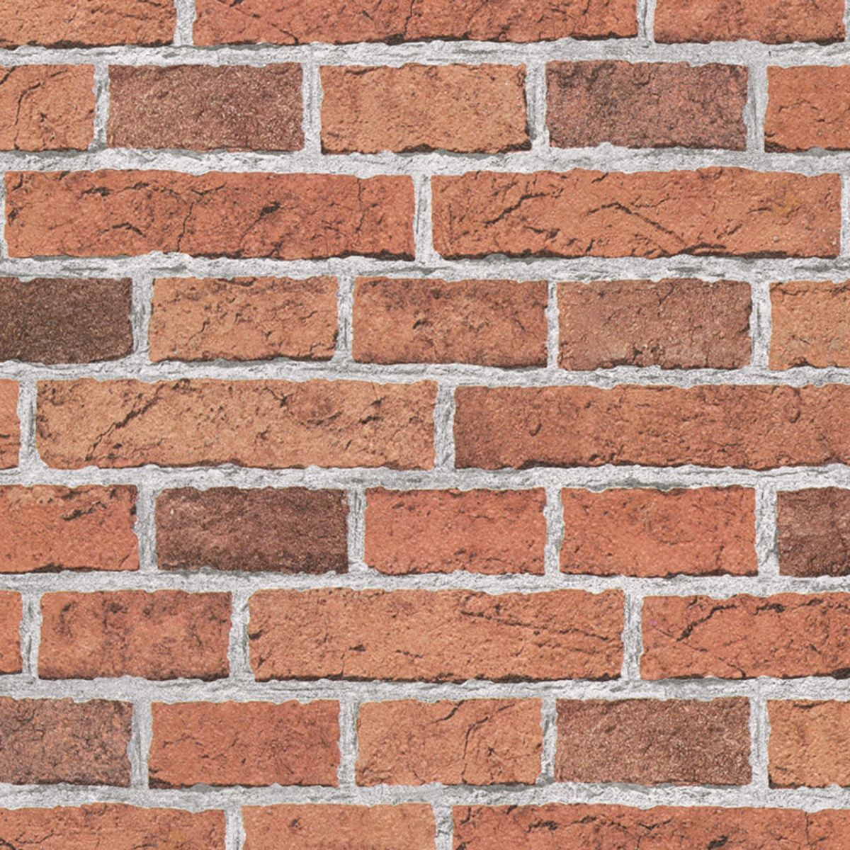 Red Brick Effect Wallpaper AS Creation 7798-16