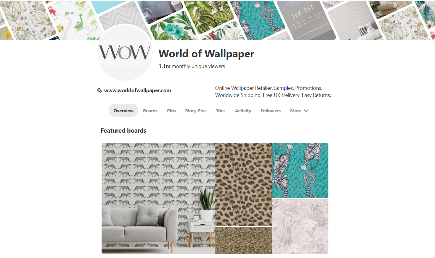 Wallpaper and Home Decor on Pinterest