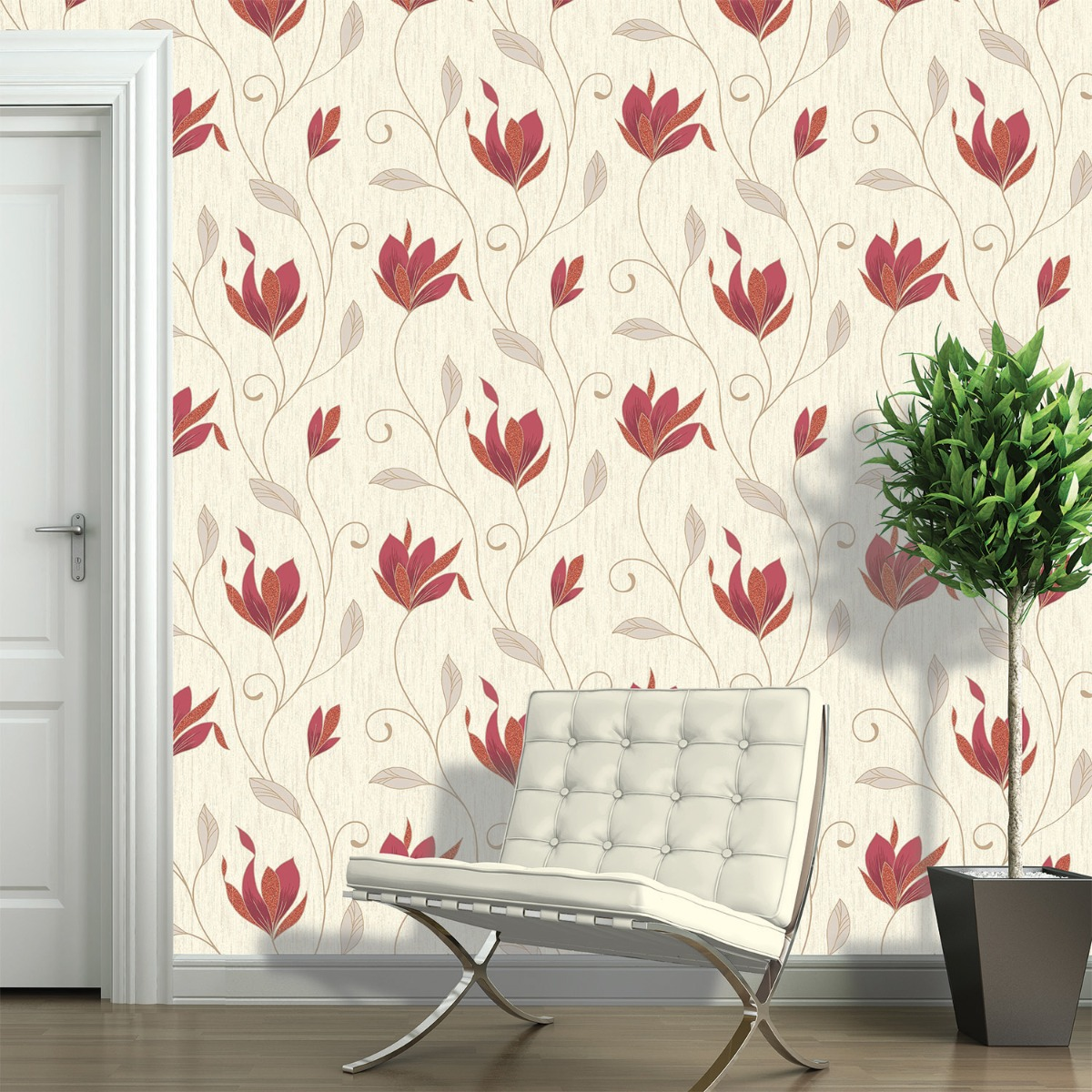 Wallpaper Trend Autumn Colours