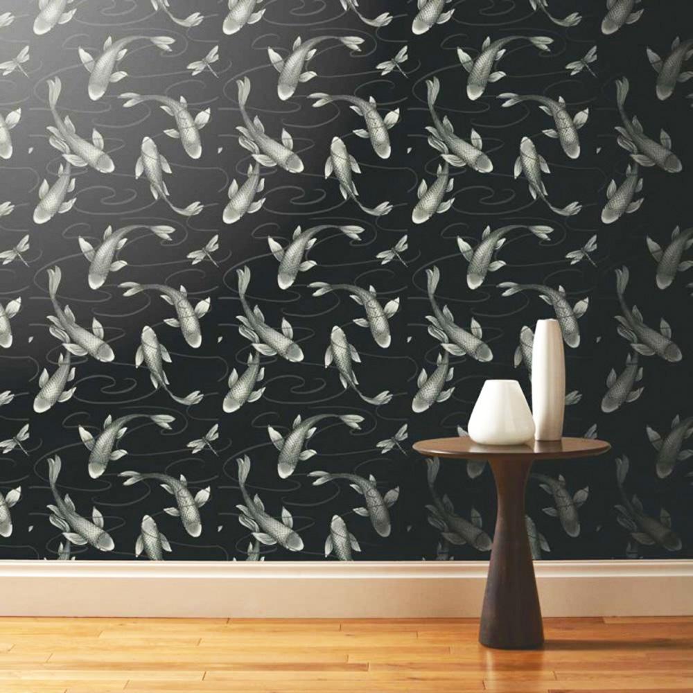 A Shade Wilder Koromo Koi Wallpaper Eclipse