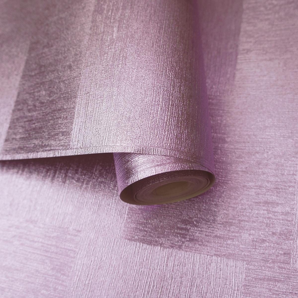 Minerals Indium Foil Wallpaper Lilac Holden 35800