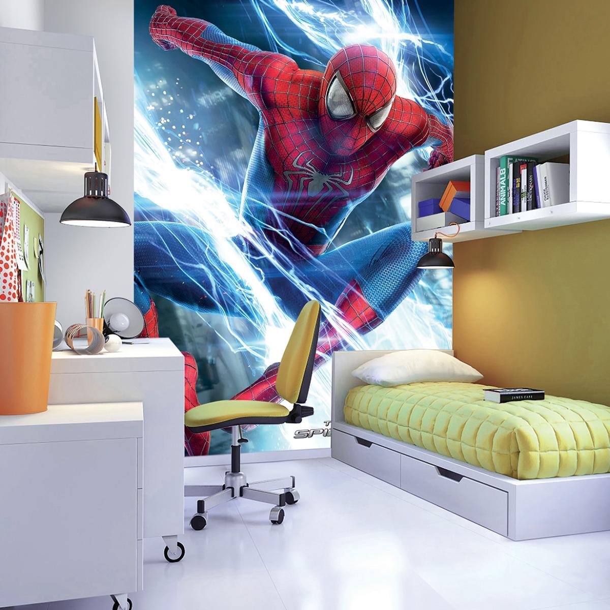 Spiderman Ambiance Wall Mural 2.32m x 1.58m