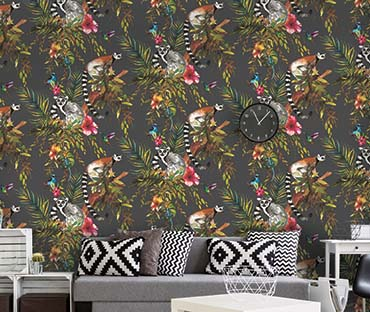 Feature Wall Wallpaper